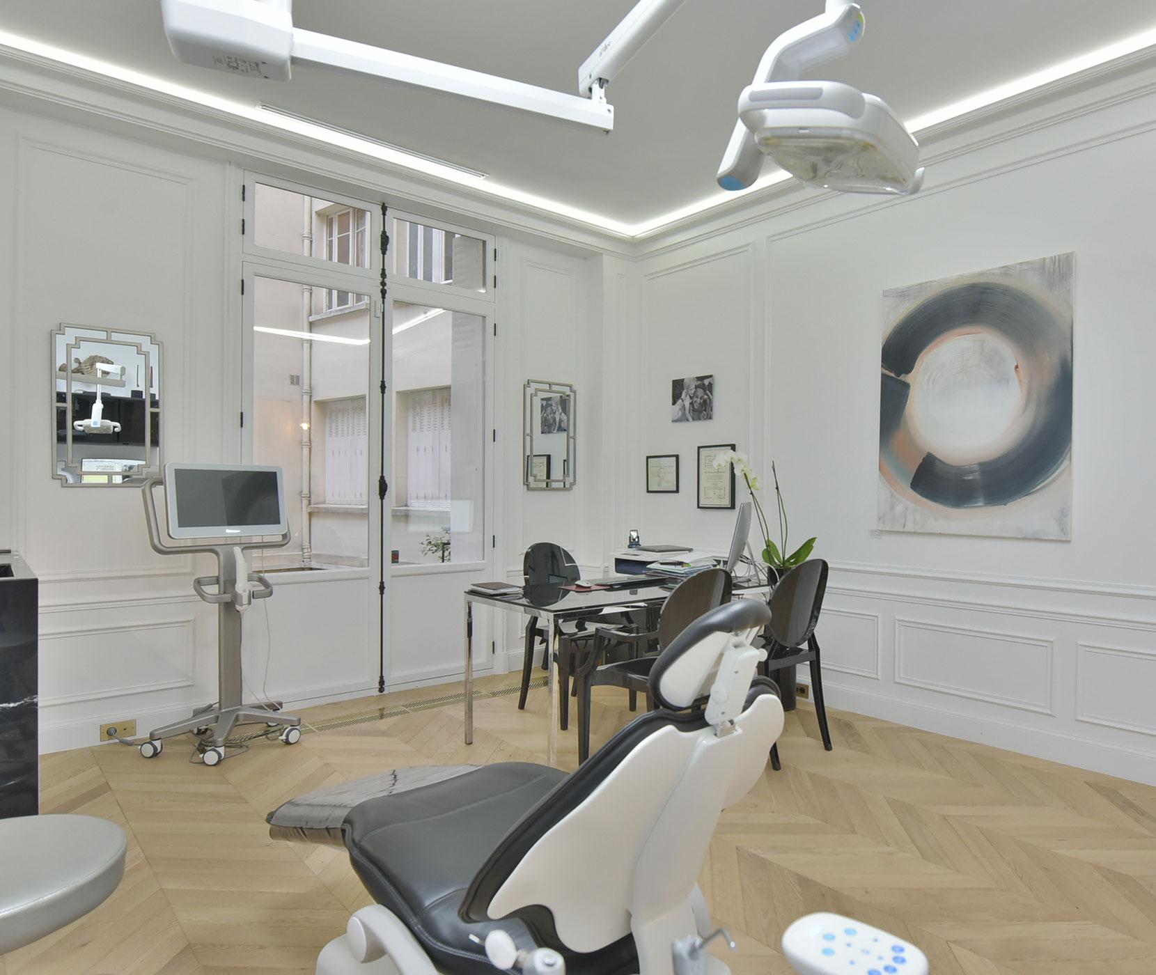 Dentiste esthétique Paris 16